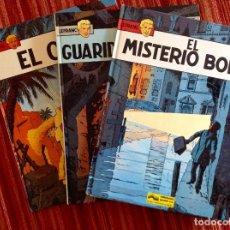 Cómics: AVENTURAS DEL REPORTERO LEFRANC-GRIJALBO-TRES NÚMEROS-3-4-7-BUEN ESTADO. Lote 205557065