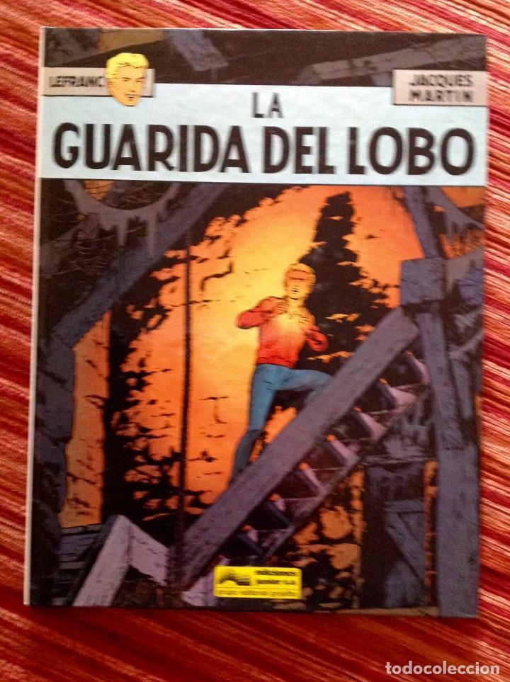 Cómics: Aventuras Del Reportero Lefranc-Grijalbo-Tres Números-3-4-7-Buen Estado - Foto 3 - 205557065