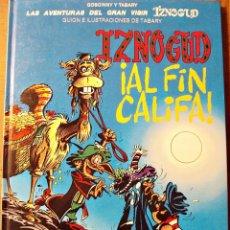 Cómics: IZNOGUD AL FIN CALIFA - EDICIONES JUNIOR 1994. Lote 205783087