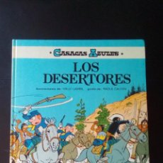 Cómics: CASACAS AZULESS - 5. Lote 205818033