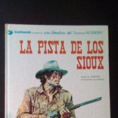 Cómics: PISTA DE LOS SIOUX, LA - TENIENTE BLUEBERRY 5. Lote 205818621