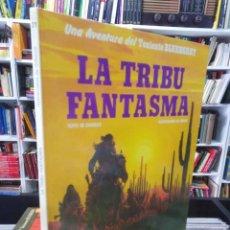 Cómics: LA TRIBU FANTASMA - TENIENTE BLUEBERRY - CHARLIER - GIRAUD. Lote 206119032
