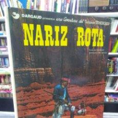Cómics: NARIZ ROTA - TENIENTE BLUEBERRY - CHARLIER - GIRAUD. Lote 206119310