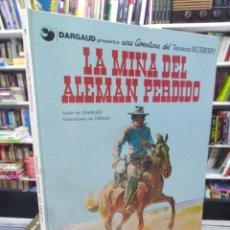 Cómics: LA MINA DEL ALEMÁN PERDIDO - TENIENTE BLUEBERRY - CHARLIER - GIRAUD. Lote 206119906