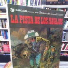 Cómics: LA PISTA DE LOS NAVAJOS - TENIENTE BLUEBERRY - CHARLIER - GIRAUD. Lote 206120551