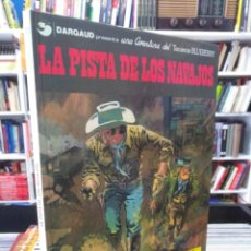 Cómics: LA PISTA DE LOS NAVAJOS - TENIENTE BLUEBERRY - CHARLIER - GIRAUD. Lote 206121943