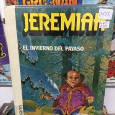 Cómics: EDICIONES JUNIOR JEREMIAH NUMERO 9 BUEN ESTADO. Lote 206125596