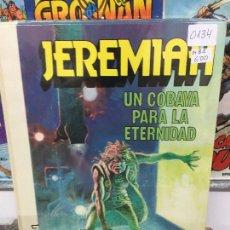 Cómics: EDICIONES JUNIOR JEREMIAH NUMERO 5 BUEN ESTADO. Lote 206125631