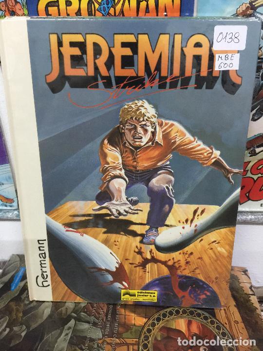 EDICIONES JUNIOR JEREMIAH NUMERO 13 BUEN ESTADO (Tebeos y Comics - Grijalbo - Jeremiah)