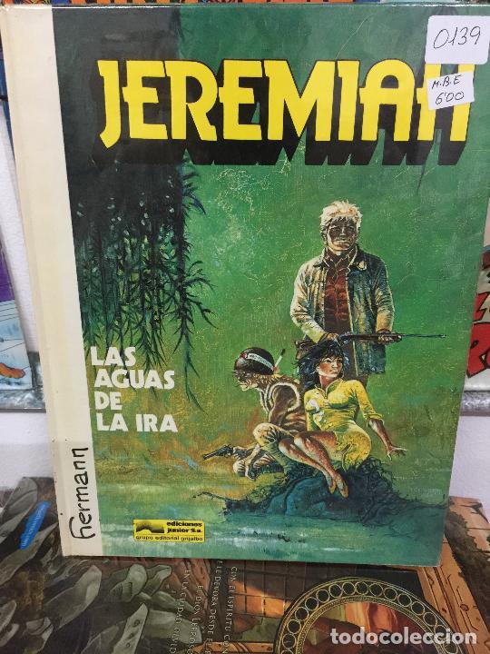 EDICIONES JUNIOR JEREMIAH NUMERO 8 BUEN ESTADO (Tebeos y Comics - Grijalbo - Jeremiah)