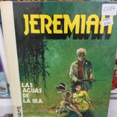 Cómics: EDICIONES JUNIOR JEREMIAH NUMERO 8 BUEN ESTADO. Lote 206125837