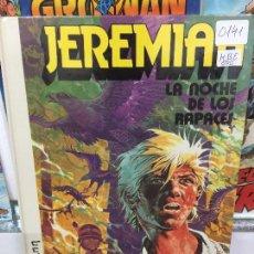 Cómics: EDICIONES JUNIOR JEREMIAH NUMERO 1 BUEN ESTADO. Lote 206125896
