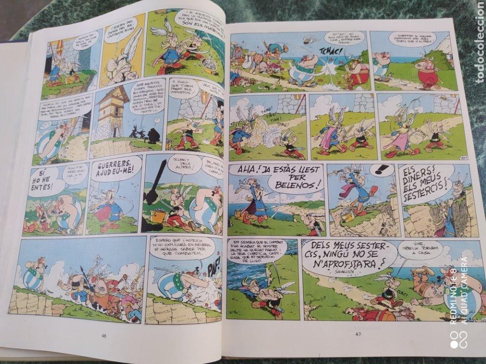 Cómics: LES AVENTURES DASTÉRIX. TOMO 4. EN VALENCIANO. - Foto 5 - 206145286