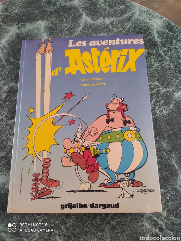 LES AVENTURES D'ASTÉRIX. TOMO 4. EN VALENCIANO. (Tebeos y Comics - Grijalbo - Asterix)