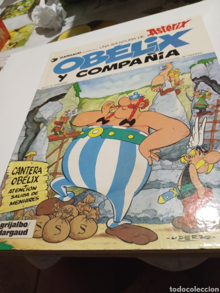 ASTÉRIX Y OBÉLIX , OBÉLIX Y COMPAÑÍA 1980 (Tebeos y Comics - Grijalbo - Asterix)