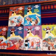Cómics: BUEN ESTADO, MAZINGER Z 1 2 3 4 5 6 COMPLETA. GRIJALBO JUNIOR 1978.. Lote 206246471