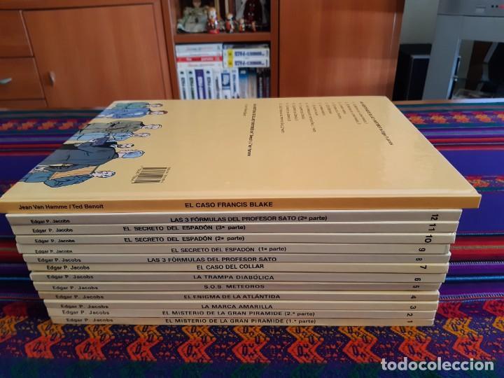 Cómics: NUEVOS BLAKE Y MORTIMER 1 2 3 4 5 6 7 8 9 10 11 12 COMPLETA EL CASO DE FRANCIS BLAKE GRIJALBO JUNIOR - Foto 7 - 206249945