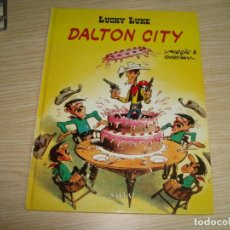 Cómics: LUCKY LUKE DALTON CITY EDITORIAL SALVAT. Lote 206276612
