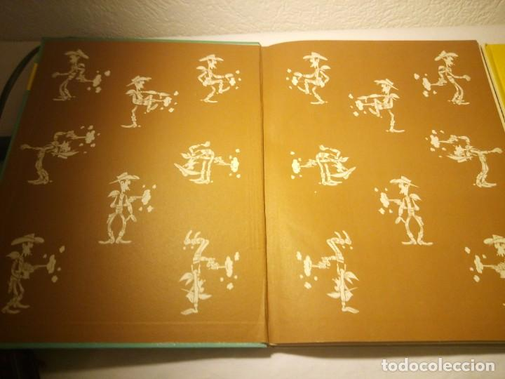 Cómics: Lote de 2 tebeos lucky luke dalton city, western circus, dargaud 1970/77 - Foto 4 - 206391631
