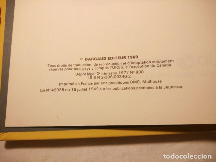 Cómics: Lote de 2 tebeos lucky luke dalton city, western circus, dargaud 1970/77 - Foto 6 - 206391631