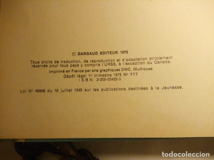 Cómics: Lote de 2 tebeos lucky luke dalton city, western circus, dargaud 1970/77 - Foto 9 - 206391631