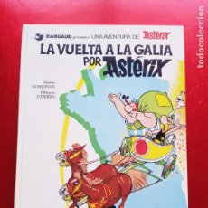 Cómics: COMIC-ASTERIX-LA VUELTA A LA GALIA-DARGAUD-VER FOTOS. Lote 206453513