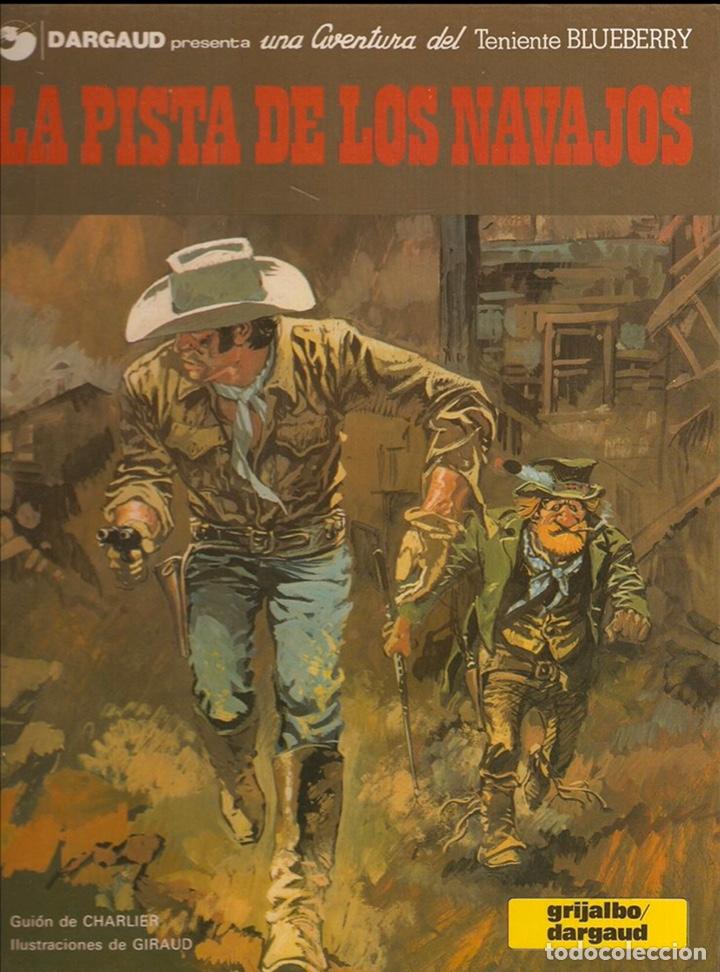 LAS AVENTURAS DEL TENIENTE BLUEBERRY NÚMERO 22 (Tebeos y Comics - Grijalbo - Blueberry)