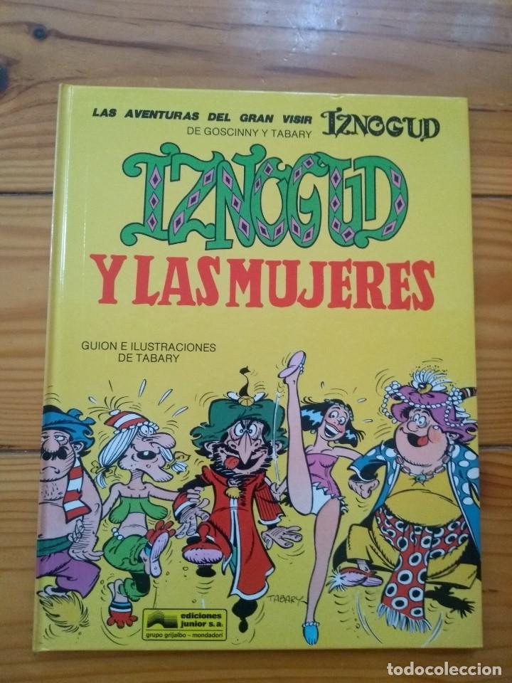 IZNOGUD Nº 9 - IZNOGUD Y LAS MUJERES - CASI PERFECTO (Tebeos y Comics - Grijalbo - Iznogoud)