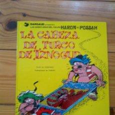 Cómics: IZNOGUD Nº 6 - LA CABEZA DE TURCO DE IZNOGUD - PRÁCTICAMENTE PERFECTO. Lote 206530332
