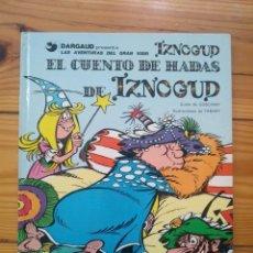 Cómics: IZNOGUD Nº 4 - EL CUENTO DE HADAS DE IZNOGUD - EXCELENTE ESTADO. Lote 206531175