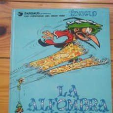 Cómics: IZNOGUD Nº 3 - LA ALFOMBRA MÁGICA - CASI PERFECTO!. Lote 206531522