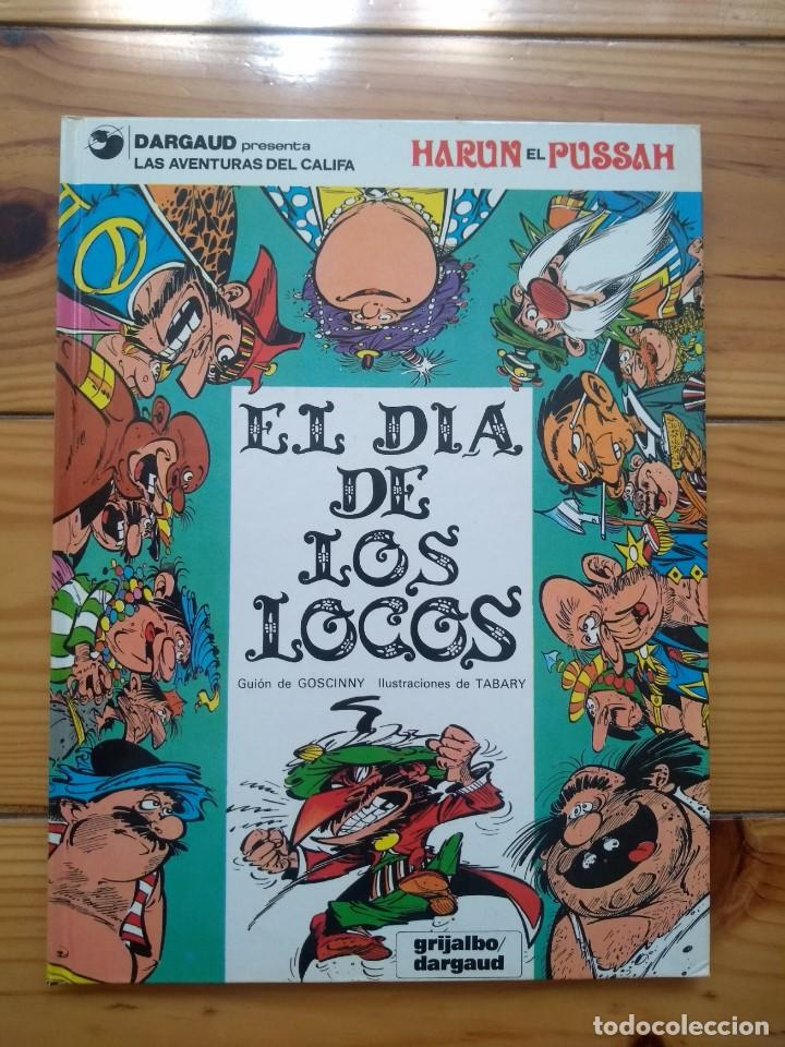 IZNOGUD Nº 2 - EL DÍA DE LOS LOCOS - EXCELENTE ESTADO (Tebeos y Comics - Grijalbo - Iznogoud)