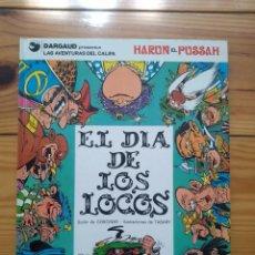 Cómics: IZNOGUD Nº 2 - EL DÍA DE LOS LOCOS - EXCELENTE ESTADO. Lote 206531985