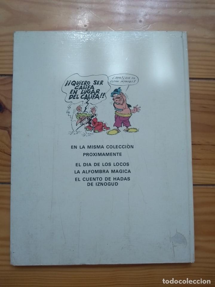 Cómics: Iznogud nº 1: Una Zanahoria para Iznogud - Foto 6 - 206532501