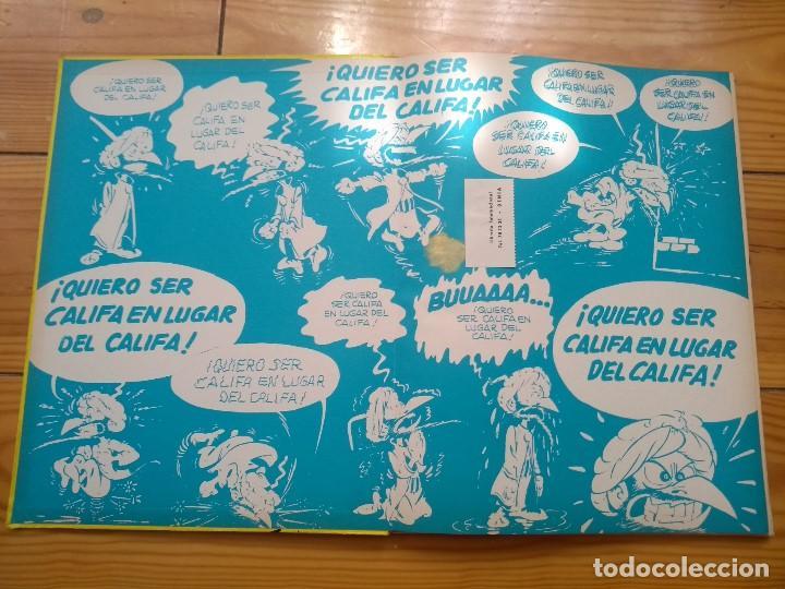 Cómics: Iznogud nº 1: Una Zanahoria para Iznogud - Foto 8 - 206532501