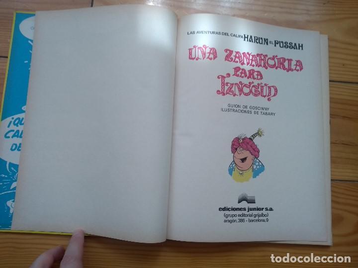 Cómics: Iznogud nº 1: Una Zanahoria para Iznogud - Foto 10 - 206532501
