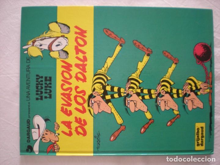 LA EVASIÓN DE LOS DALTON (GRIJALBO - DARGAUD) # 16 (Tebeos y Comics - Grijalbo - Lucky Luke)
