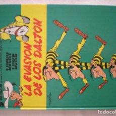 Cómics: LA EVASIÓN DE LOS DALTON (GRIJALBO - DARGAUD) # 16. Lote 206553888