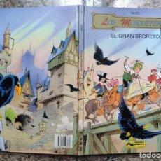 Cómics: LOS MOSQUETEROS Nº 1: EL GRAN SECRETO - MAZEL (EDICIONES JUNIOR - GRIJALBO 1991). Lote 206583122