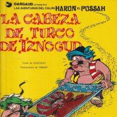 Cómics: LAS AVENTURAS DE IZNOGUD. Nº 6. LA CABEZA DE TURCO DE IZNOGUD.. Lote 206772816