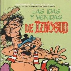 Cómics: LAS IDAS Y VENIDAS DE IZNOGUD. Nº 19. Lote 206774146
