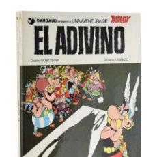 Cómics: EL ADIVINO (UNA AVENTURA DE ASTÉRIX) - GOSCINNY / UDERZO. Lote 207021050