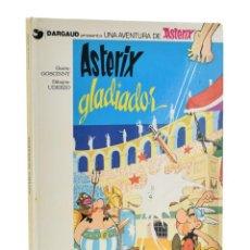 Cómics: ASTERIX GLADIADOR - GOSCINNY / UDERZO. Lote 207021061