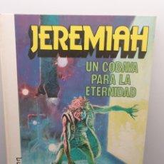 Cómics: CÓMIC JEREMIAH, UNA COBAYA PARA LA ETERNIDAD. HERMANN. GRIJALBO.. Lote 207105748