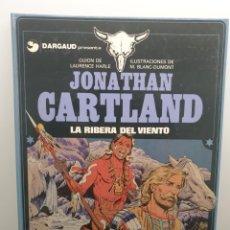 Cómics: CÓMIC JONATHAN CARTLAND, LA RIBERA DEL VIENTO. DARGAUD / GRIJALBO. LAURENCE HARLE Y M. BLANC-DUMONT. Lote 207108261