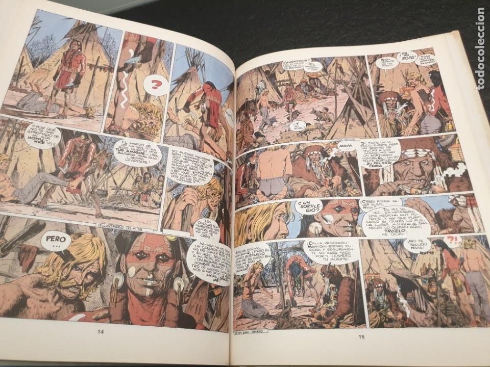 Cómics: Cómic Jonathan Cartland, La Ribera del Viento. Dargaud / Grijalbo. Laurence Harle y M. Blanc-Dumont - Foto 3 - 207108261