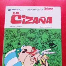Cómics: COMIC-ASTERIX-LA CIZAÑA-1978-EDICIONES JUNIOR S.A.-GRUPO EDITORIAL GRIJALBO-VER FOTOS. Lote 207156096