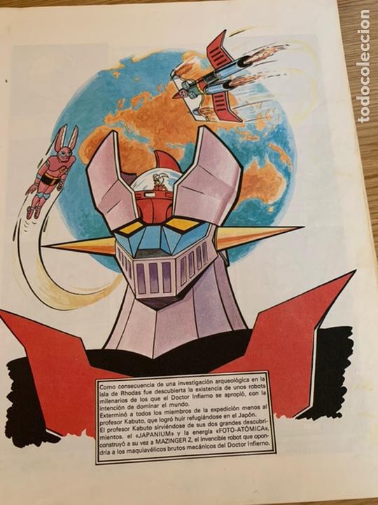 Cómics: LA APURADA VICTORIA DE MAZINGER Z¨ - Foto 4 - 207278572