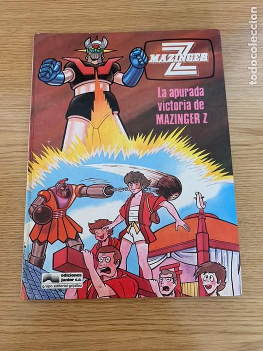 LA APURADA VICTORIA DE MAZINGER Z¨ (Tebeos y Comics - Grijalbo - Otros)
