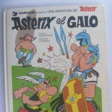 Cómics: ALBUM DE ASTERIX : ASTERIX EL GALO. DARGAUD, 1980. Lote 207648158